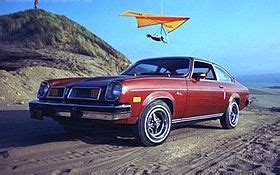 76 Pontiac Sunbird Pontiac Astre