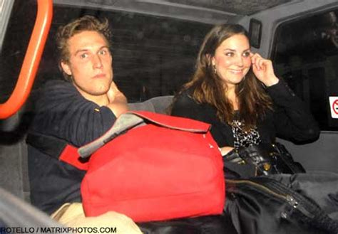 watch willem marx kate middletons college boyfriend kate middleton and her ex leave a nightclub together at 2am