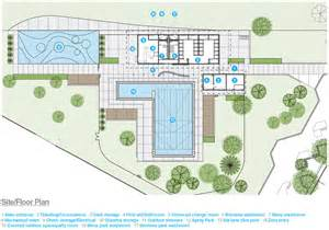 Swimming Pool Floor Plan by Queen Elizabeth Outdoor Pool Group2 Architecture