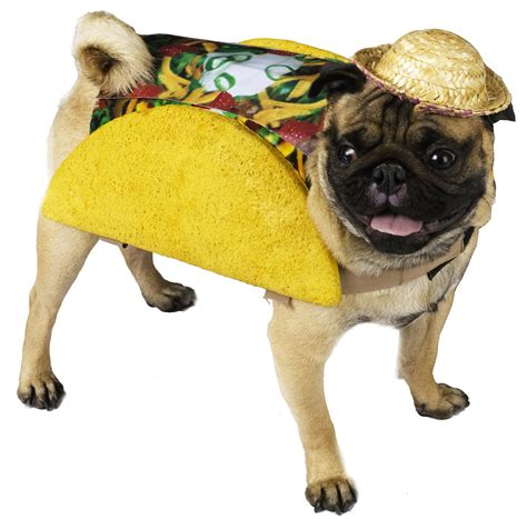 taco puppy cheap taco pet food costume at go4costumes