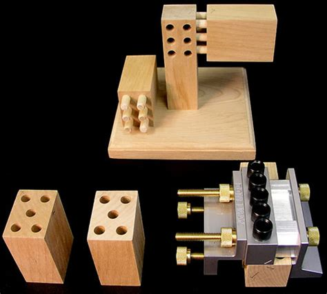 Diy Wood Multiple Dowel Wood Joints