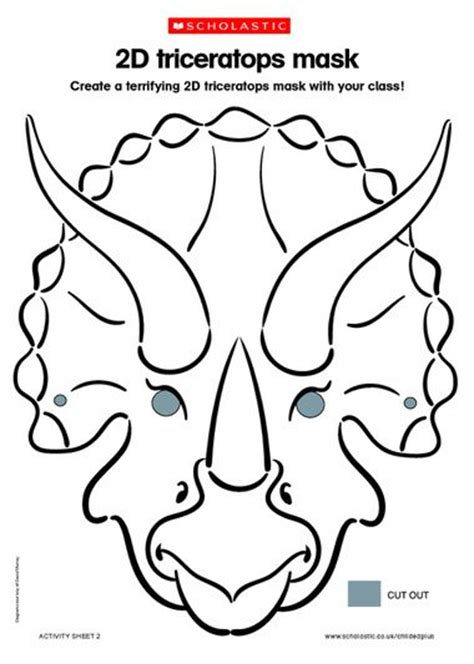 25 best ideas about dinosaur mask on pinterest dinosaur