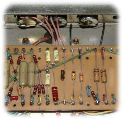47k slope resistor from marshall artiste to plexi phase i