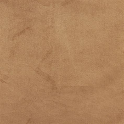 light brown suede upholstery grade fabric by the yard