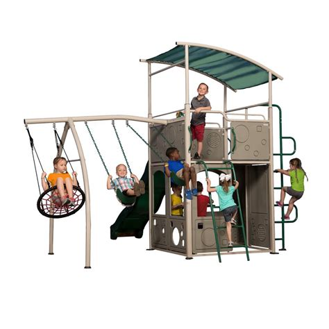 swingsets and playsets nashville tn castle grey metal