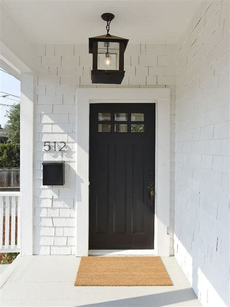 front door colors for white house 25 best ideas about black front doors on pinterest