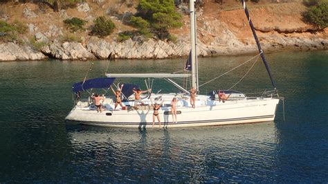 cabin charter cabin charter on a yacht split to dubrovnik 7nts