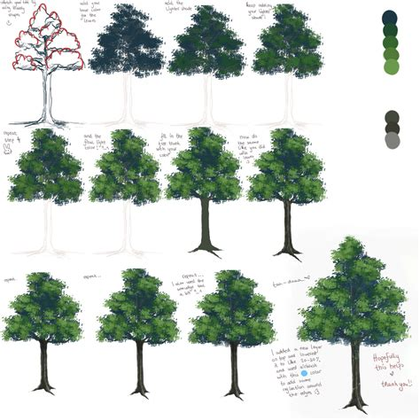 tree drawing tool anime tree tutorial by liamsi4 on deviantart