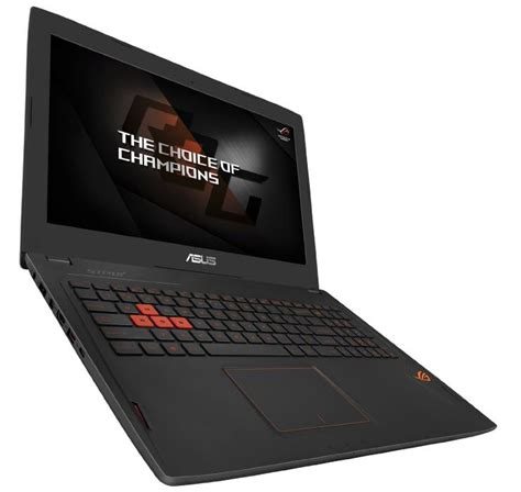 Laptop I7 Ram 6gb asus rog strix gl502vm db71 db74 15 6 quot gaming notebook nvidia gtx 1060 6gb fhd i7 6700hq