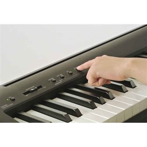 Kawai Digital Piano Es110 kawai es110 b digital piano piano keyboard specialist shop keysound leicester