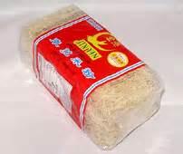 calories vermicelles de riz