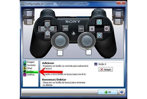layout no pc como configurar o xpadder no windows 7 para jogar com