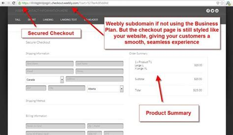 weebly ecommerce templates weebly ecommerce review 6 key points you should