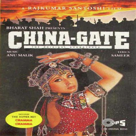 Film China Gate Chamma Chamma | chamma chamma baje re song by alka yagnik and shankar