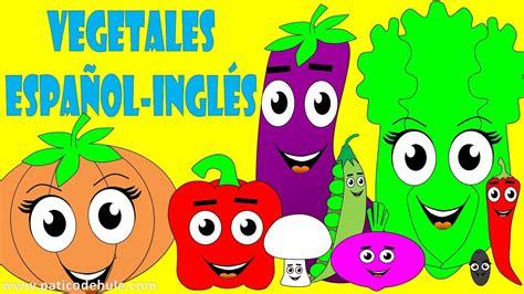 vegetables en ingles aprende ingl 233 s verduras para ni 241 os learn fruits
