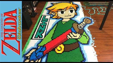 wind waker zelda pattern legend of zelda wind waker dominoes run made with 78 175
