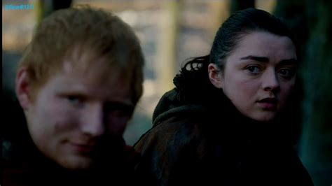 ed sheeran game of throne ed sheeran cameo in season premiere of game of thrones