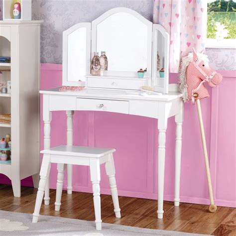 Childs Dressing Table Stool Set childs dressing table stool set