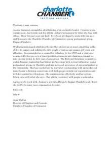 Recommendation Letter Charity Work sample volunteer reference letter