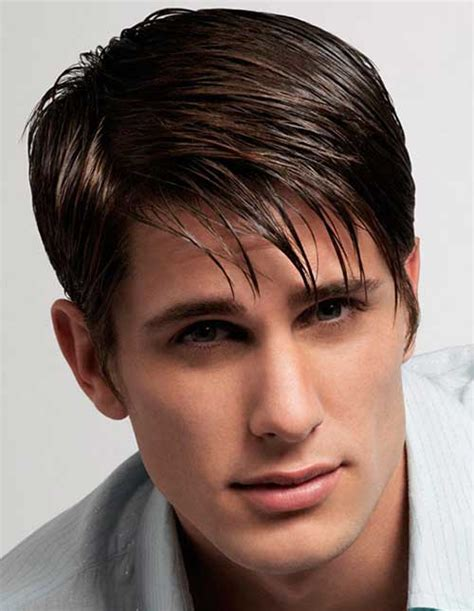 que haircut 15 cool short hairstyles for men with straight hair mens
