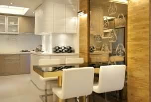 Kitchen Furniture Design Images 香港室內設計公司 天恒室內設計 Interior Sky