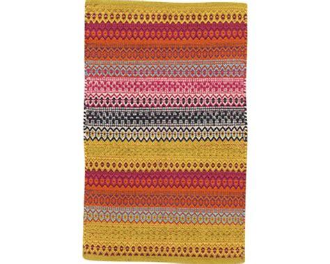 hornbach teppich fleckerlteppich senegal multicolor 50x80 cm bei hornbach