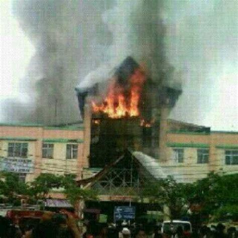 Batu Akik Bergambar Lafaz Allah gambar penakan lafadz allah api membakar hebohkan