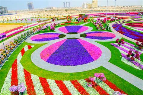 Dubai Miracle Garden Sabsan Holidays Dubai Flower Garden