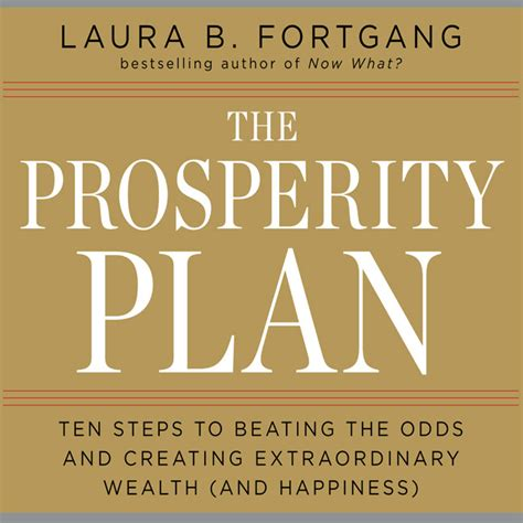 Ten Steps To Happiness by The Prosperity Plan Audiobook By Berman