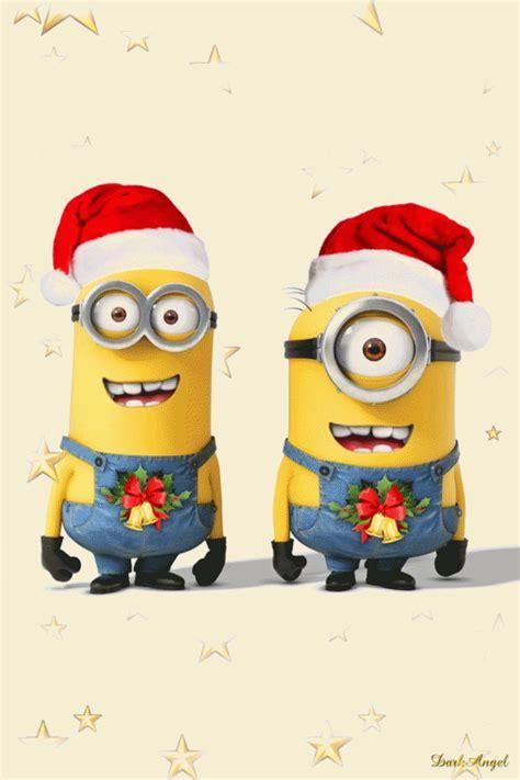 minion christmas mobile screensavers  mobile