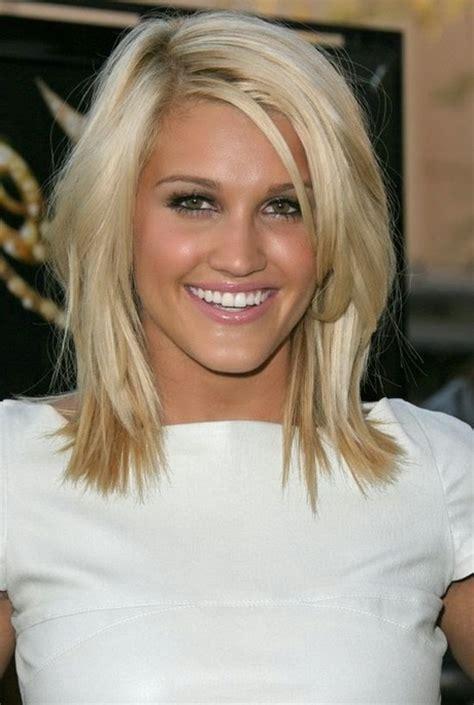 Haarschnitt Für Lange Haare by Frisuren Mittellang Durchgestuft
