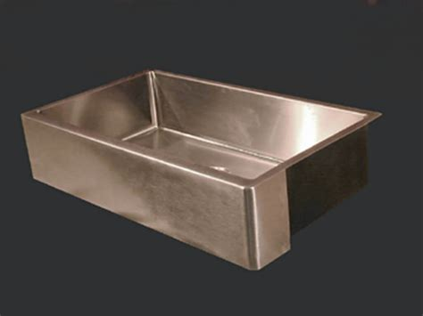 stainless steel farm sink custom sink portfolio custom