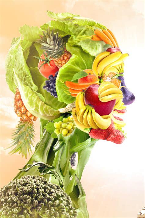 e vegetables vs vegetables vs junk on behance