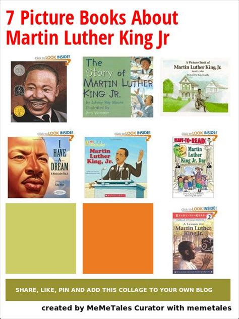 a picture book of martin luther king jr 30 best images about martin luther king jr