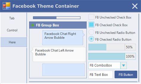 facebook themes code facebook gdi theme xertz studio productions