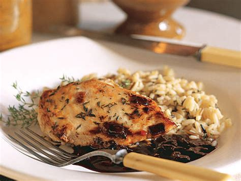 apricot glazed chicken thighs cooking light myplate inspired chicken cooking light