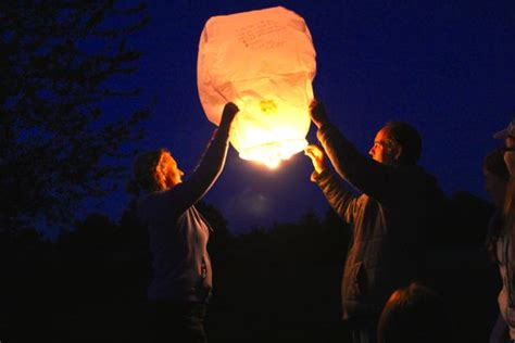 How To Make A Sky Lantern Out Of Paper - the sky lantern book is on its way norville rogers