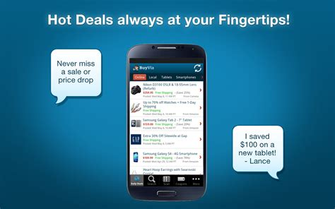 deals sales shopping android apps on play