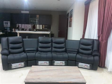 Rak Home Theater jual sofa kulit home theater harga murah jakarta oleh fo