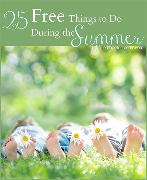 10 Things I Enjoy Doing During The Summer top 5 habits to create a better titus