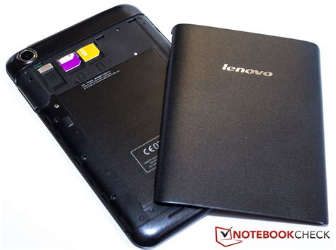 Tablet Lenovo Idea A3000 test lenovo ideatab a3000 h tablet notebookcheck tests