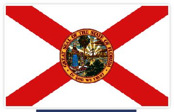 Fl Top New Flag florida state facts travel information usa travel guides state parks tourism photos