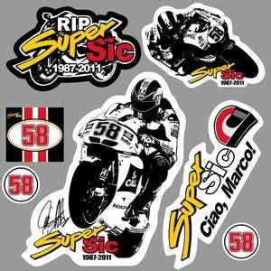Motogp Startnummern Aufkleber by 7x Aufkleber Pack Sticker Valentino Rossi Decal Vinyl