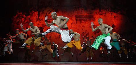 red theatre kungfu show beijing legend  kung fu show
