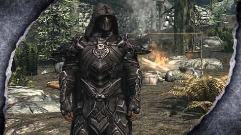 skyrim hot daedric armor skyrim remastered nightingale armor mod showcase