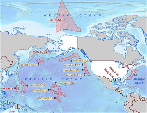 Pacific Continental Shelf by 19 Scientific Meeting At End Of The Cruise