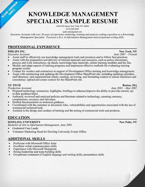 Knowledge Officer Sle Resume by Information Assurance Officer Resume 28 Images Information Assurance Security Manager Resume