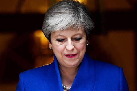 uk election british pm theresa may under pressure after