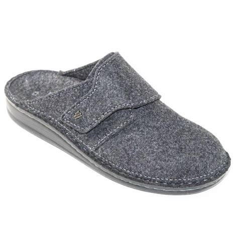 Finn Comfort Tirol by Womens And Mens Finn Comfort Tirol Anthracite Wool Happyfeet