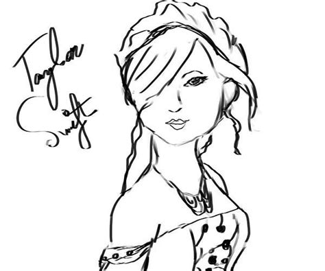 taylor coloring pages coloring pages